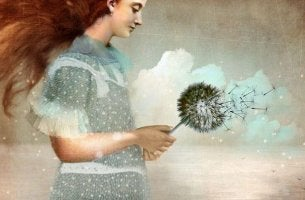 girl-and-dandelion