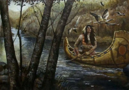 Together but not Tethered: the Sioux Legend about Relationships