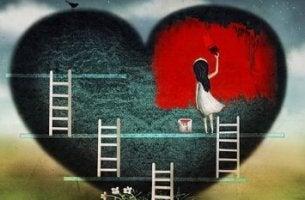 heart ladders
