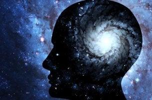 Universe Swirling in Head