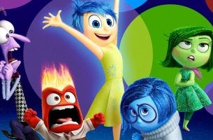 Inside Out movie emotions