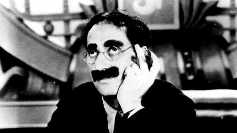 The Best Quotes of Groucho Marx