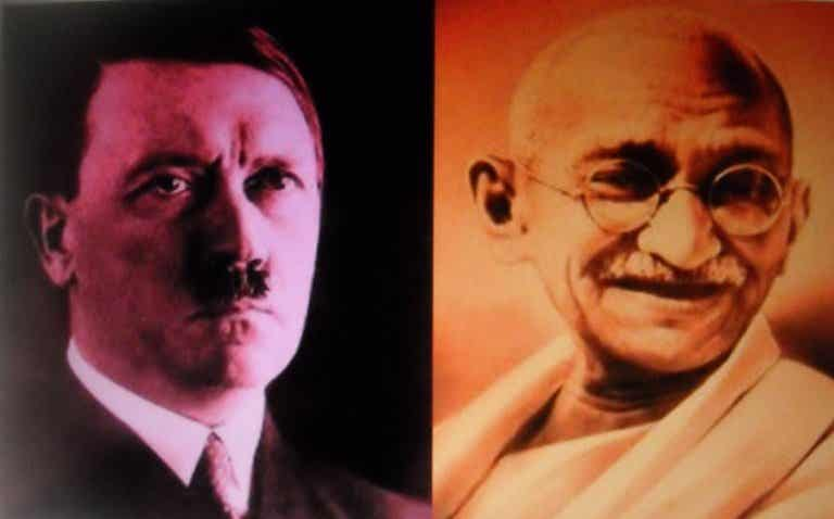 The Letter from Gandhi to Hitler