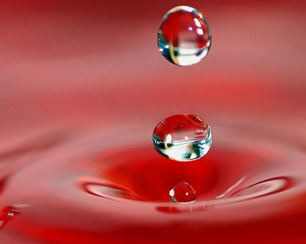 Liquid Love: The Fragility of Relationships