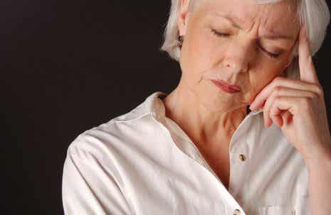 The Psychological Symptoms of Menopause