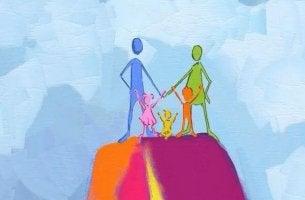 stick figure family