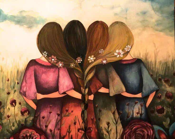My Friends Are The Balm That Cures and Protects My Wounds