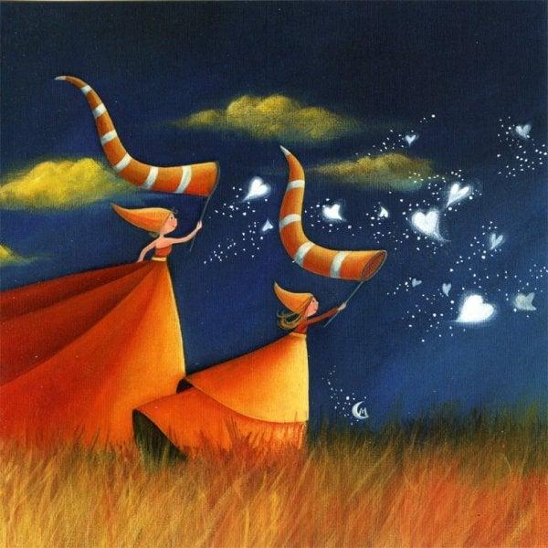 Women Chasing Stars