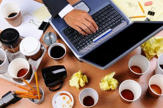 Kahvi ja stressi