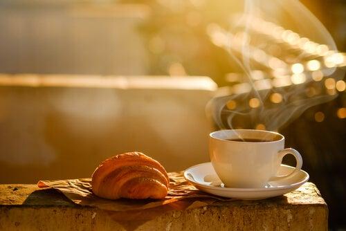 Aikainen herätys antaa aikaa aamupalalle