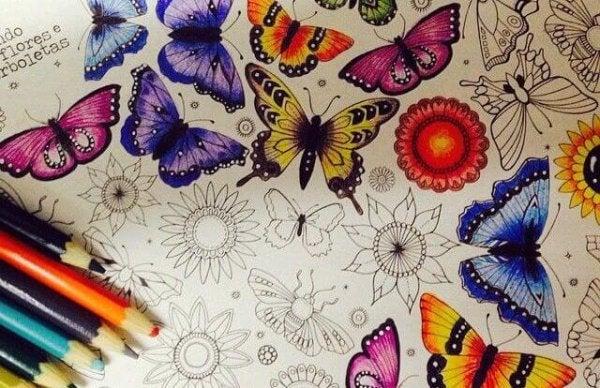 Coloring, A Therapeutic Pleasure