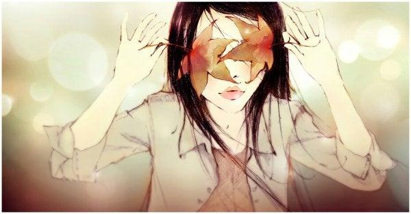 Teot jäävät piiloon kun silmät peittää