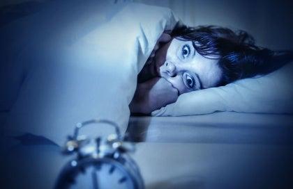 lying awake in fear