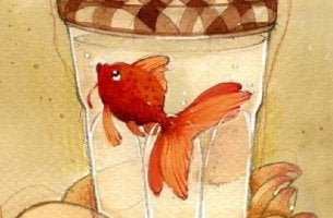 Fish in Cup