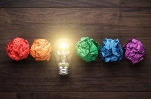 creativity rainbow