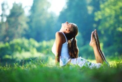 Mielenterveys paranee joogaamalla