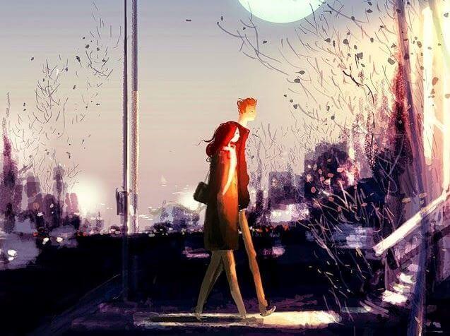 par hodanje ljubav
