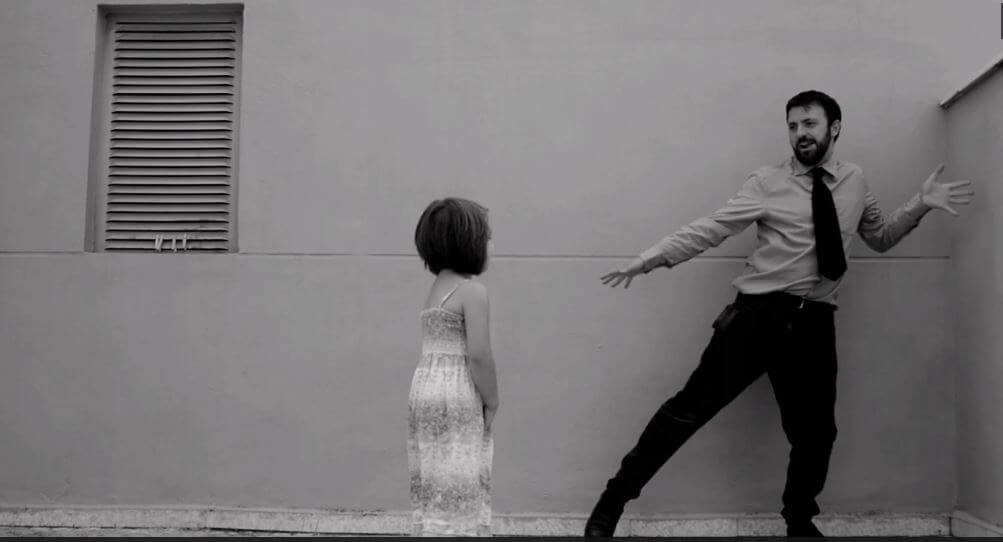 father daughter dancing values