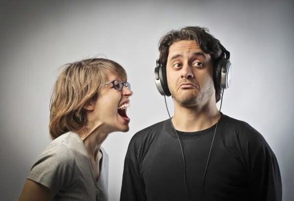 Konfliktit naisen ja miehen välillä