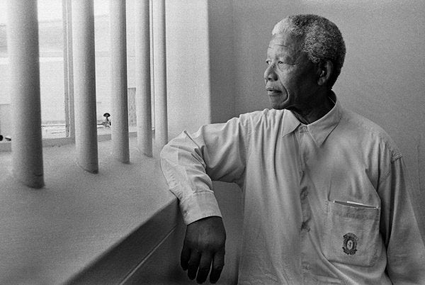 How Nelson Mandela Inspired Mankind