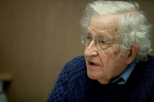 the influence of noam chomsky in The propaganda model seeks to explain media behavior by examining the institutional pressures that constrain and influence news and noam chomsky's.