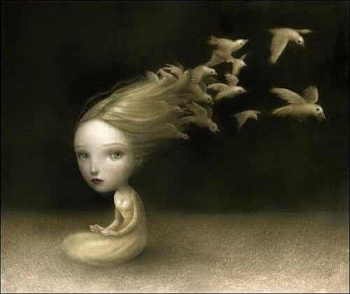 Negative Images Inhabiting Your Mind