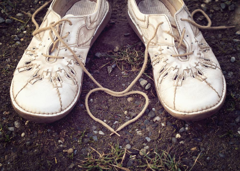 Shoelace Heart