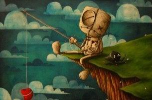 broken puppet wait