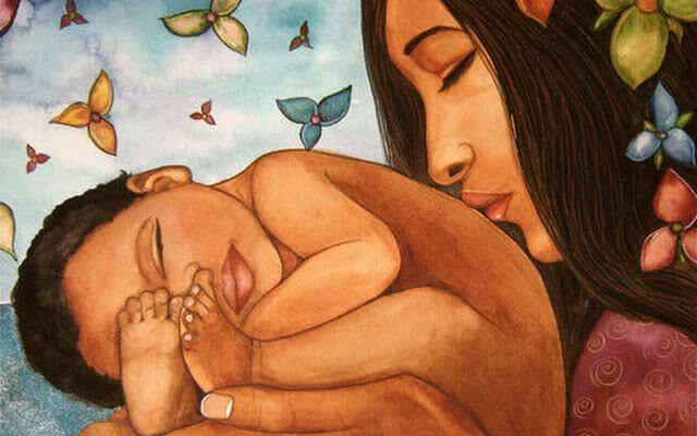 Being a Mother Is to Give Your Heart Away