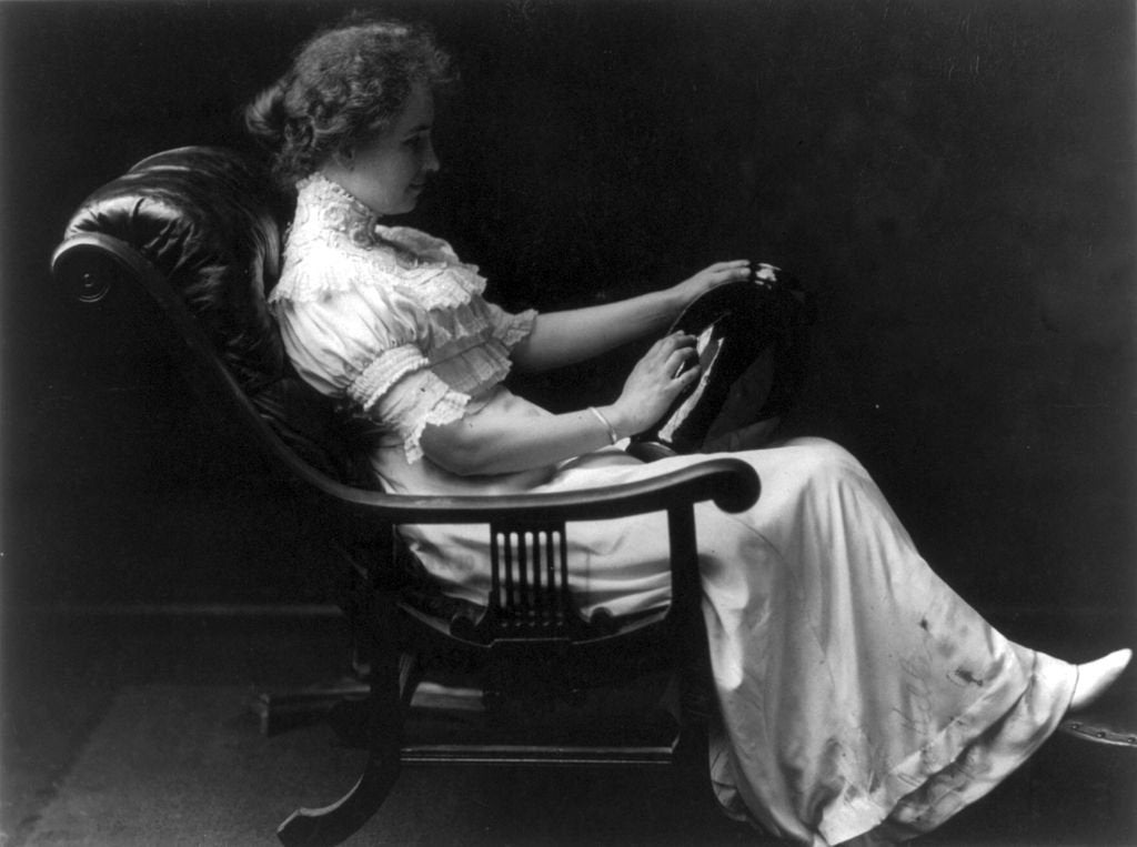 Helen Keller inspirational