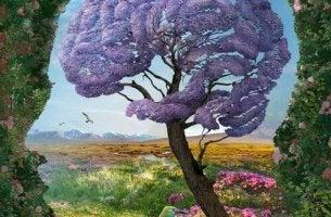 brain tree garden confronting