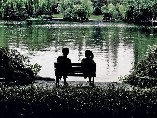 couple lake