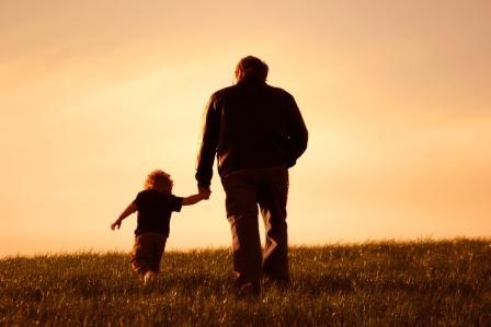 grandparents and gradnchildren
