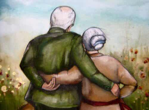 Grandparents That Care For Their Grandchildren Leave An Imprint On Their Souls