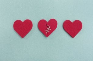 Three Hearts, One Broken
