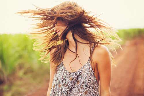 Let Life Make Your Hair Messy