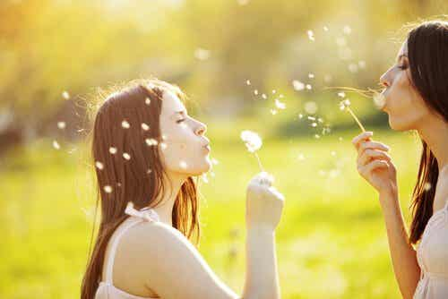 Good Friends: The Best Medicine for the Soul