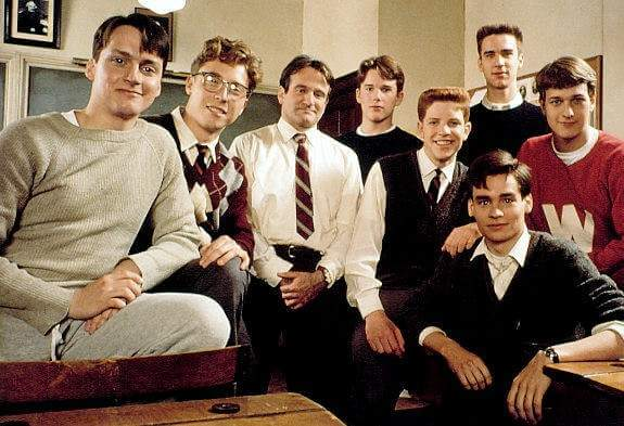 Carpe Diem: 'The Dead Poets Society'