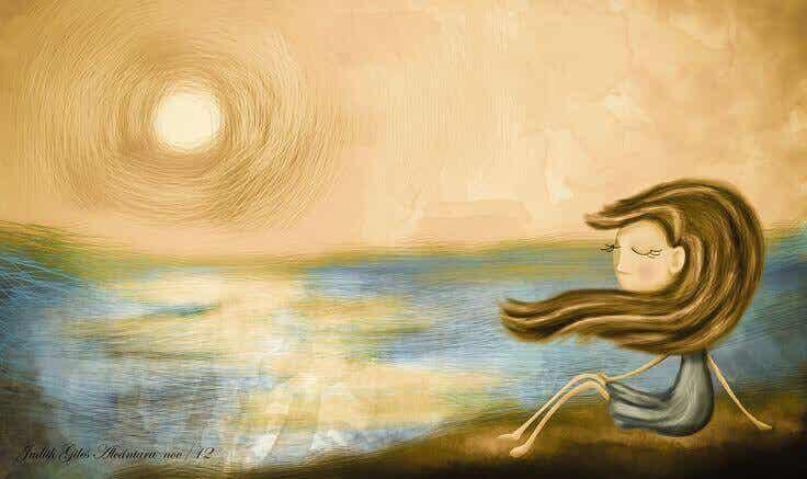 Consciousness Involves Pain and a Liberating Awakening