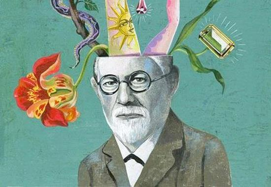 the mind of freud