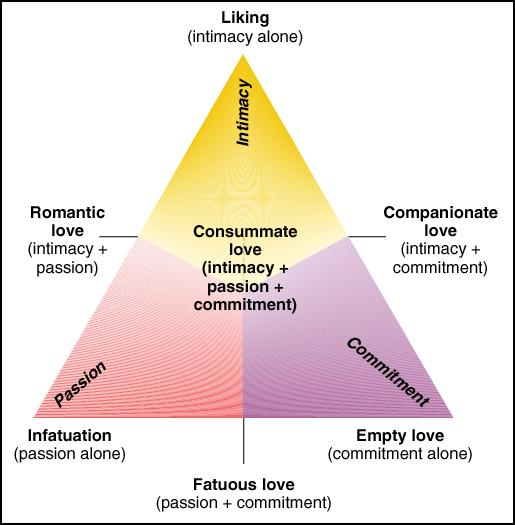 consummate love