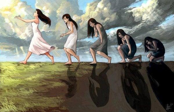 evolution of women