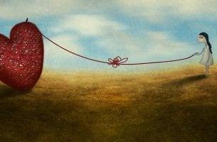 heart rope