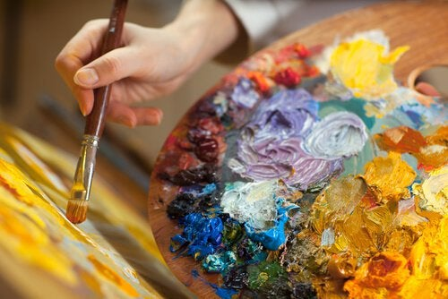 A Creative Therapy: Painting