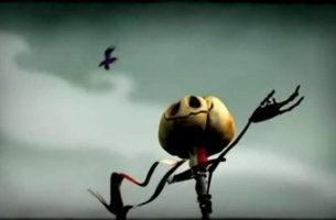 tim burton scarecrow