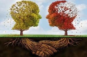 Tree Heads, Shaking Root Hands