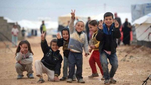 Refugee Children: Broken Hearts in Search of Hope