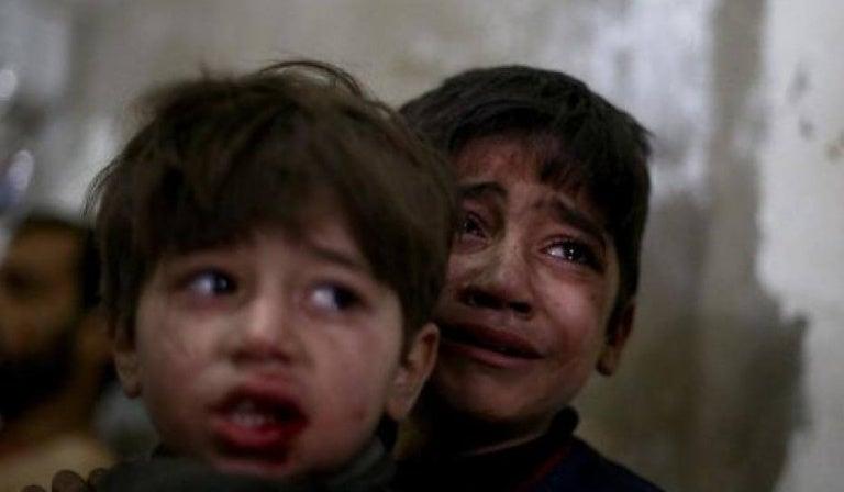 sirian children-768x448
