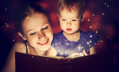 Benefits of Telling Your Children Stories