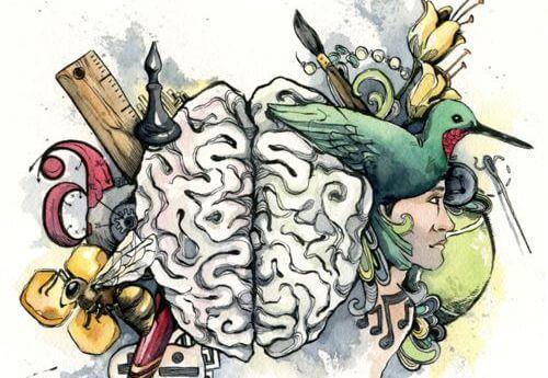 Brain Drawing